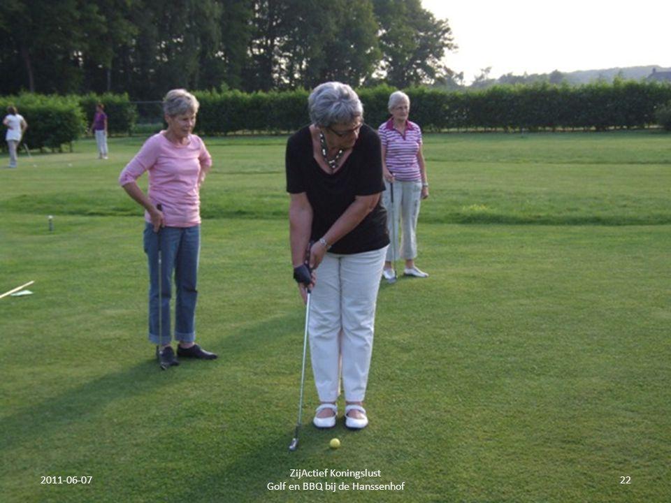 2011-06-0722 ZijActief Koningslust Golf en BBQ bij de Hanssenhof