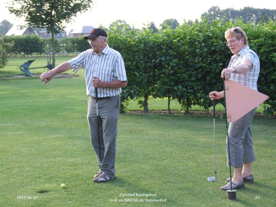 2011-06-0723 ZijActief Koningslust Golf en BBQ bij de Hanssenhof