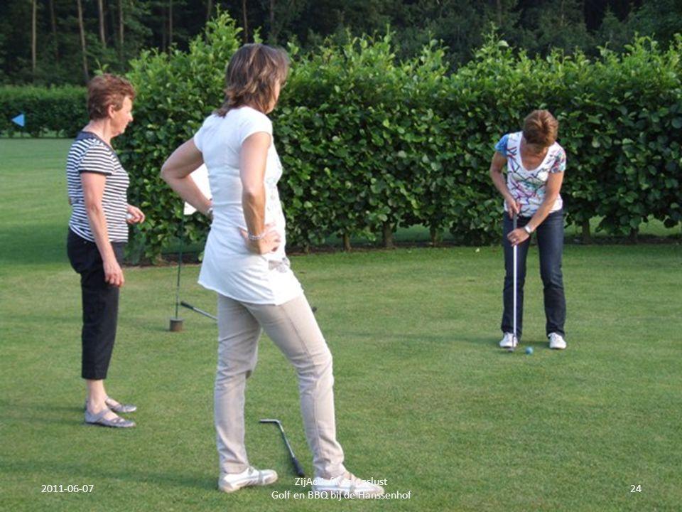 2011-06-0724 ZijActief Koningslust Golf en BBQ bij de Hanssenhof