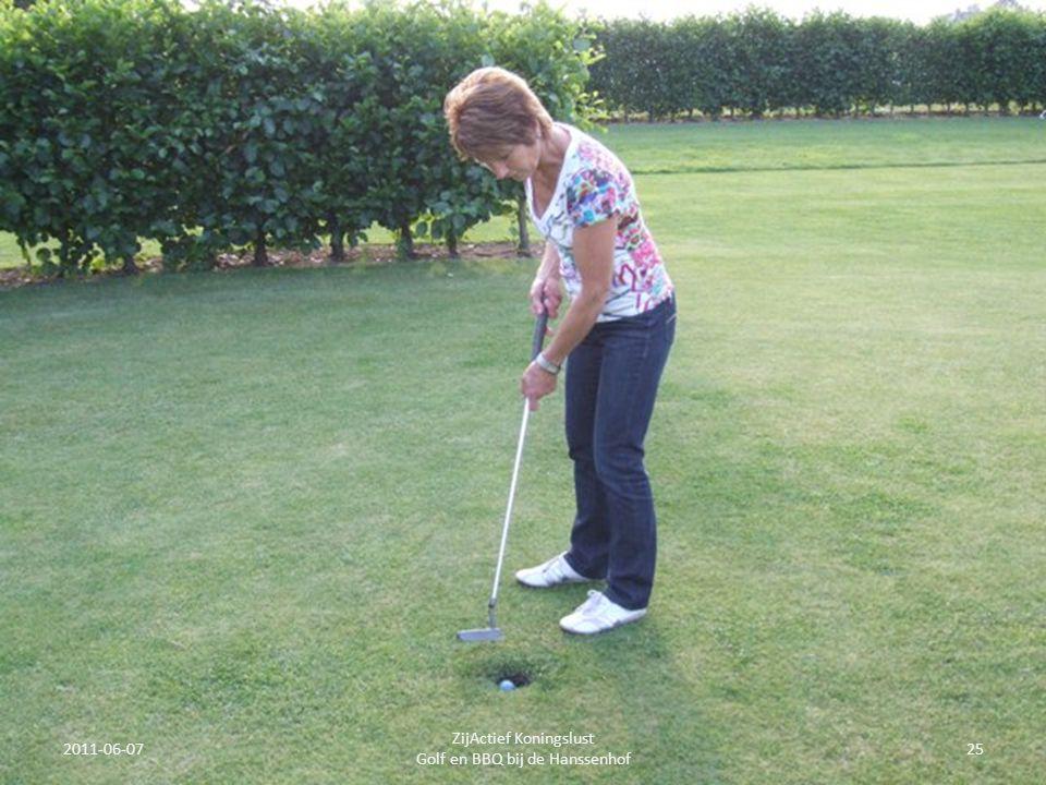 2011-06-0725 ZijActief Koningslust Golf en BBQ bij de Hanssenhof