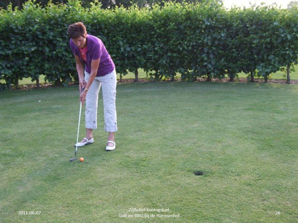 2011-06-0726 ZijActief Koningslust Golf en BBQ bij de Hanssenhof