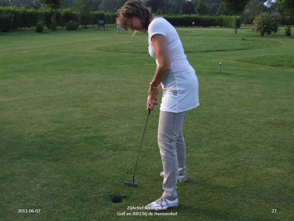 2011-06-0727 ZijActief Koningslust Golf en BBQ bij de Hanssenhof