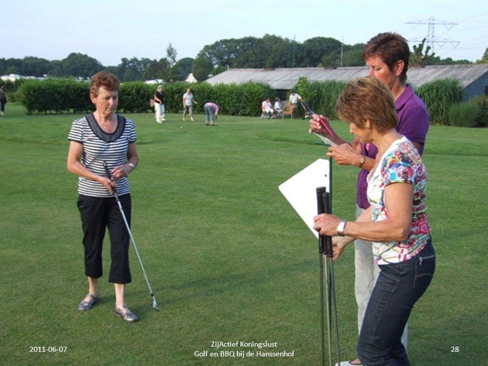 2011-06-0728 ZijActief Koningslust Golf en BBQ bij de Hanssenhof