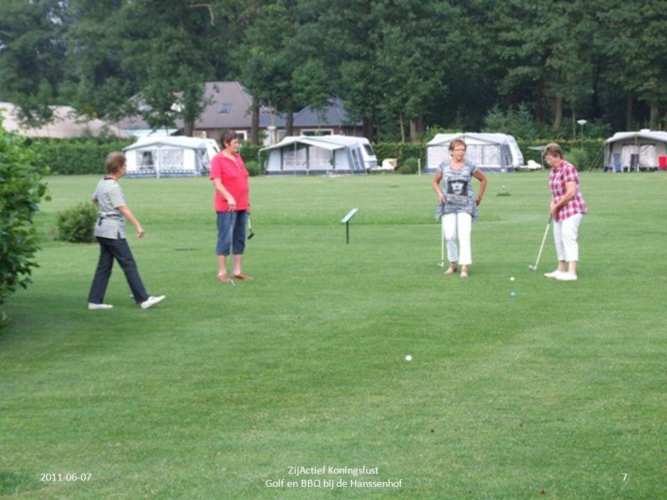 2011-06-077 ZijActief Koningslust Golf en BBQ bij de Hanssenhof