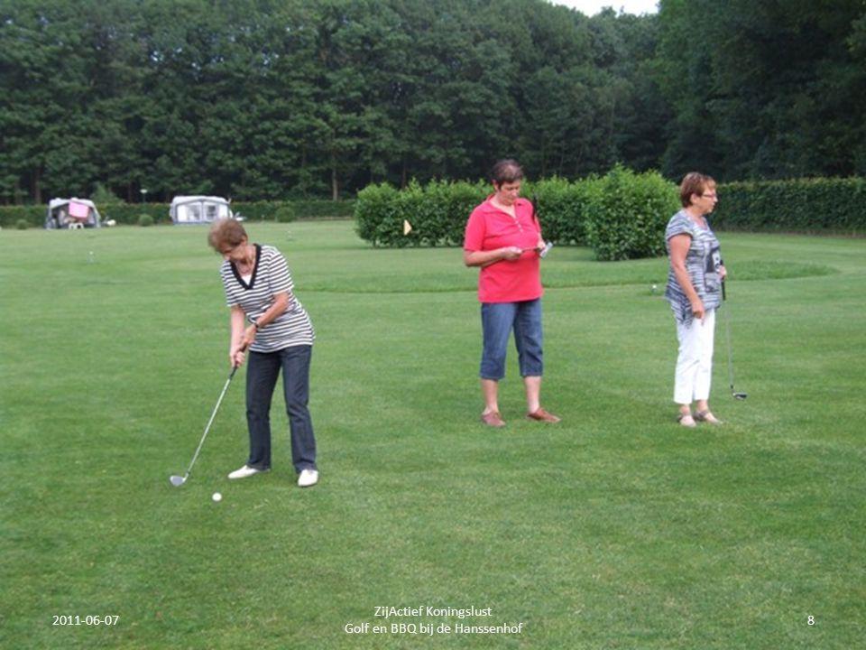 2011-06-078 ZijActief Koningslust Golf en BBQ bij de Hanssenhof