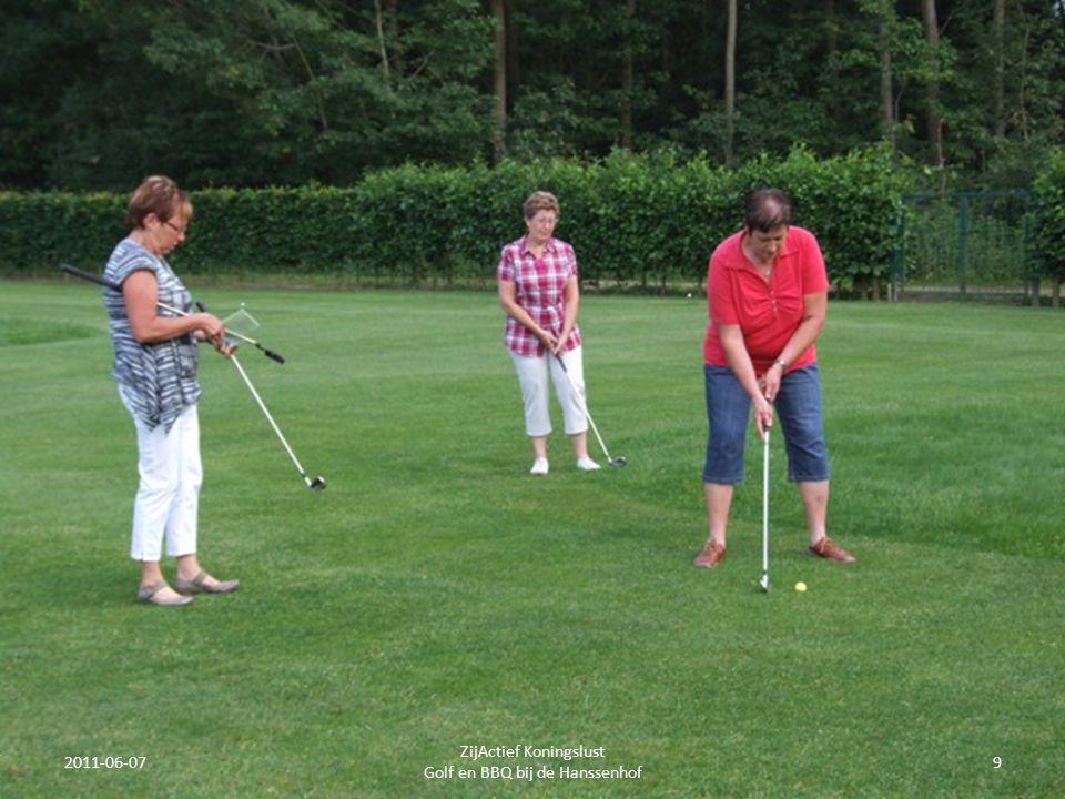 2011-06-079 ZijActief Koningslust Golf en BBQ bij de Hanssenhof
