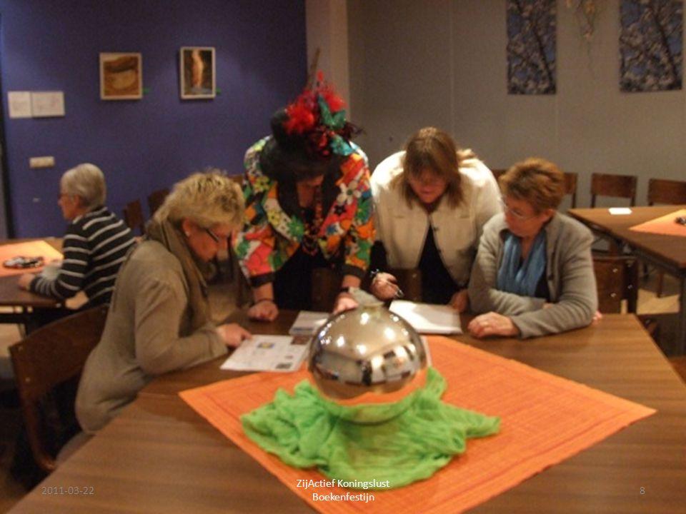 2011-03-22 ZijActief Koningslust Boekenfestijn 8