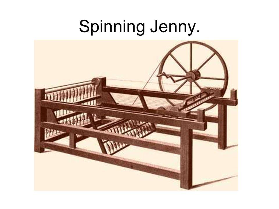 Spinning Jenny.