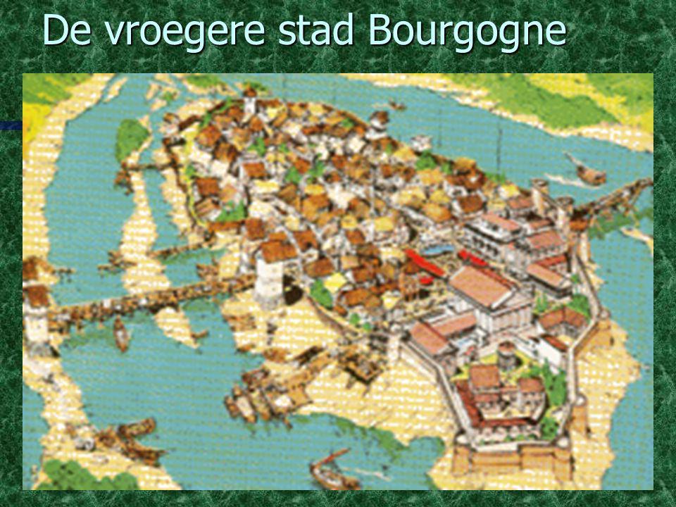 Geschiedenis Bourgogne heeft een zeer rijke geschiedenis.