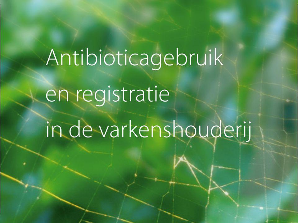 Praktijknetwerk Veehouderij Antibioticagebruik en registratie bij varkens gefinancierd door Programma van Plattelandsontwikkeling (POP) inhoudelijke verantwoordelijkheid Ministerie van Economische Zaken, Landbouw & Innovatie Europees Landbouwfonds voor Plattelandsontwikkeling Europa investeert in zijn platteland