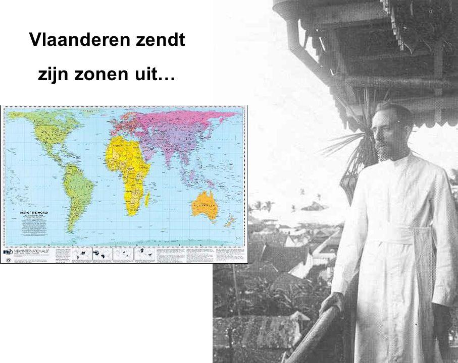 La France. Pays de mission? (1943) (Oost-)Vlaanderen, missieland! (2008)