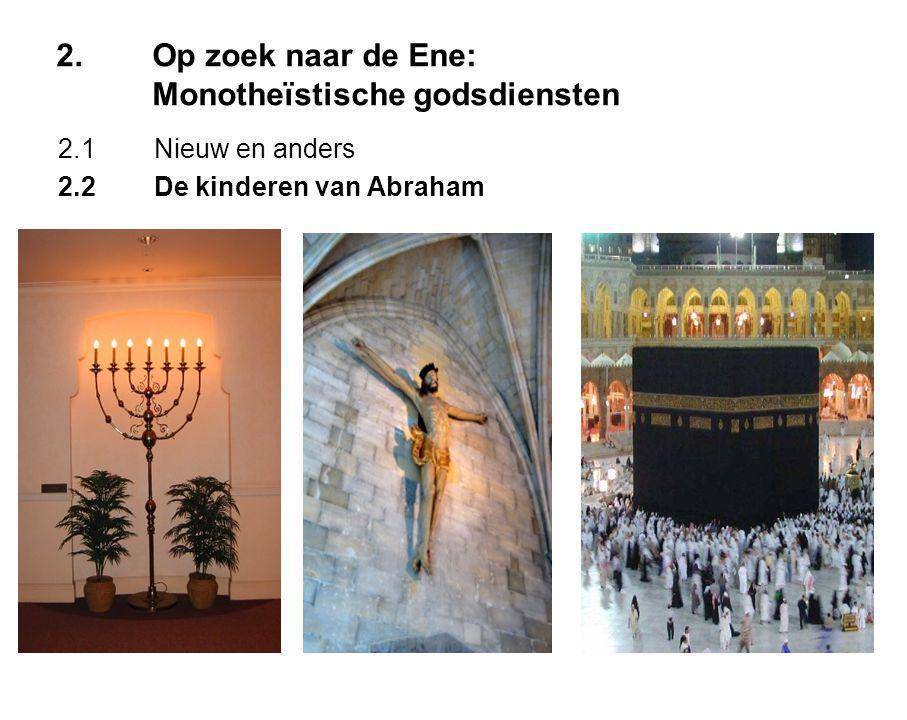 Jodendom Christendom Islam Dé vraag: Hoe laat God zich kennen (openbaart Hij zich) in deze drie verschillende monotheïstische godsdiensten?