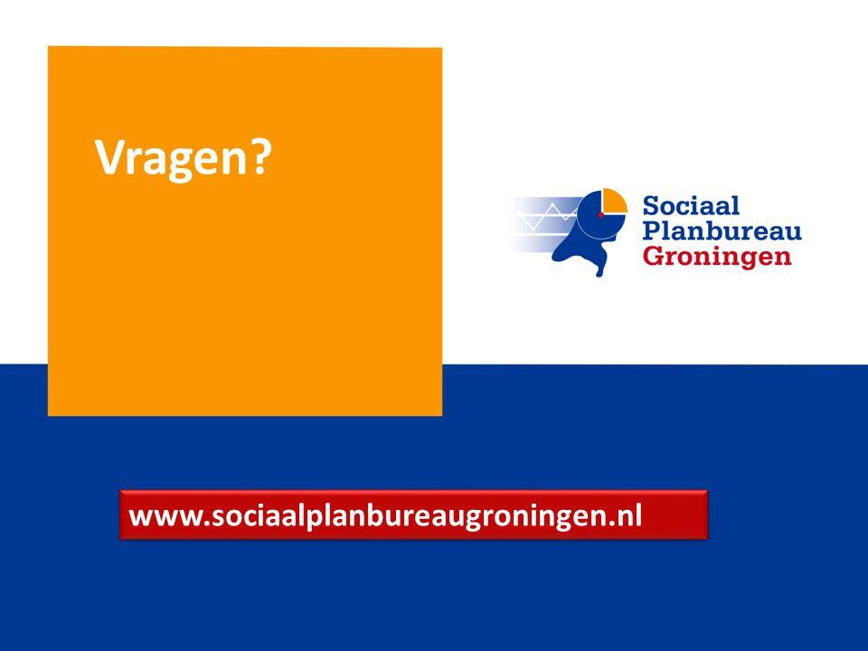 Vragen? www.sociaalplanbureaugroningen.nl