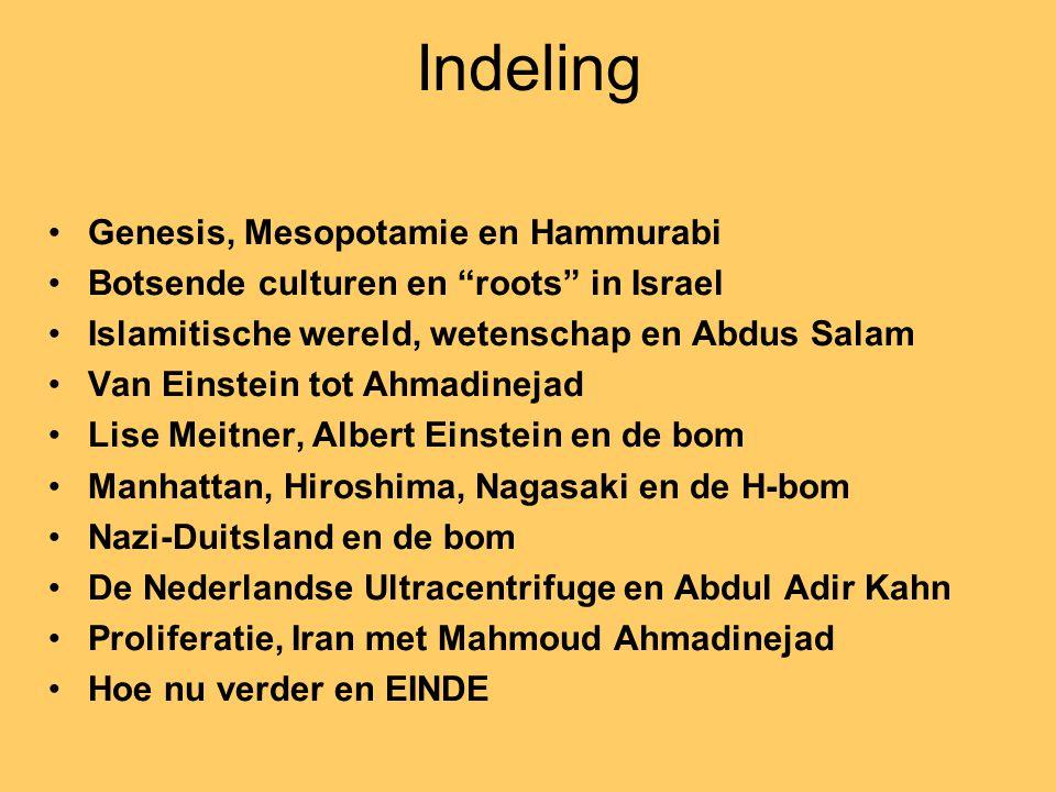 Het vervolg in Nederland De Ultracentrifuge En wat daarna komt!
