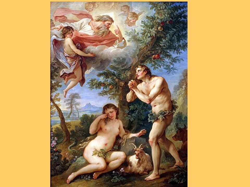 Vruchten van de Levensboom Genesis 3: