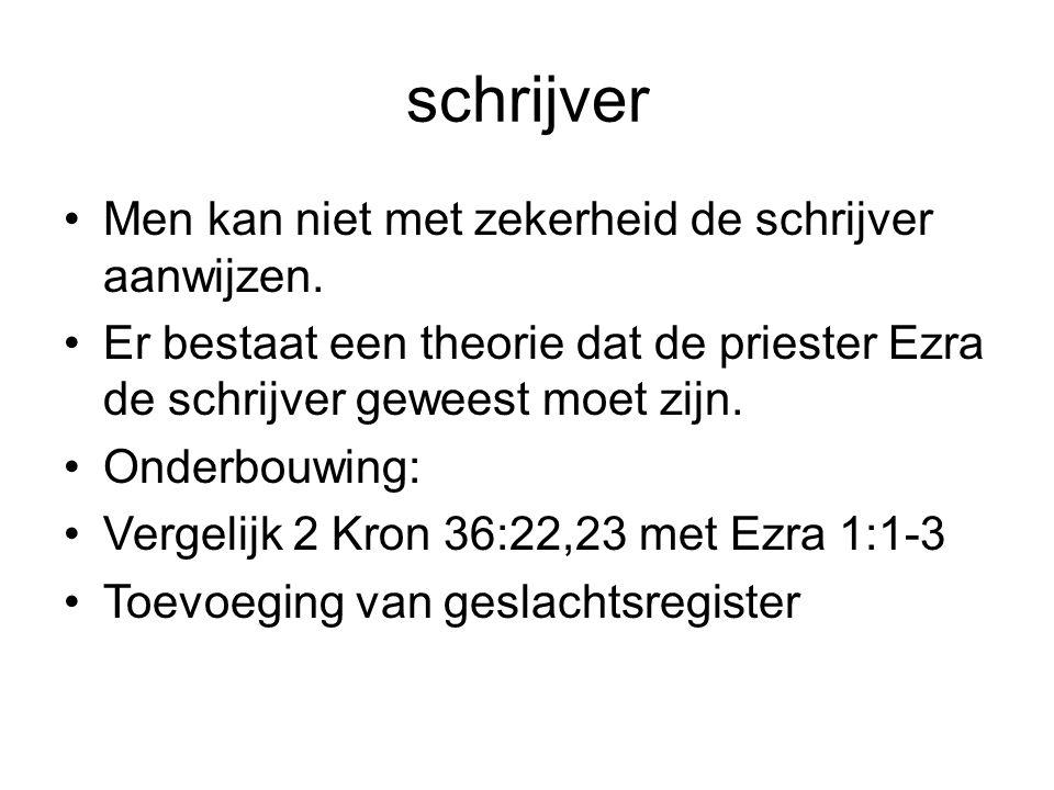 Bronnen Niet genoemde bronnen zijn: 1.Hexateuch = Thora + Jozua.