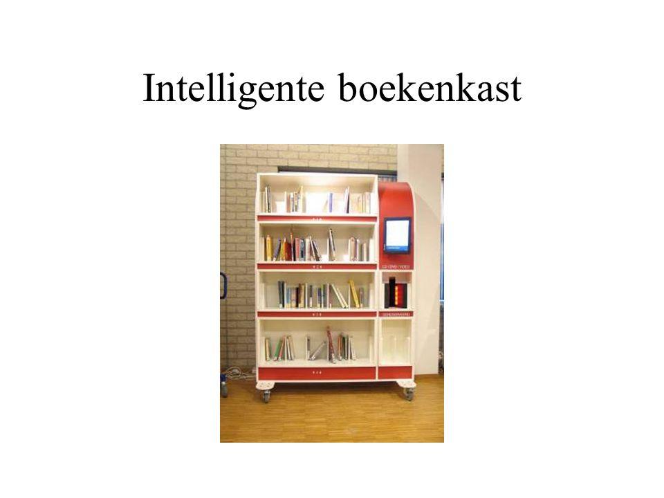 Intelligente boekenkast