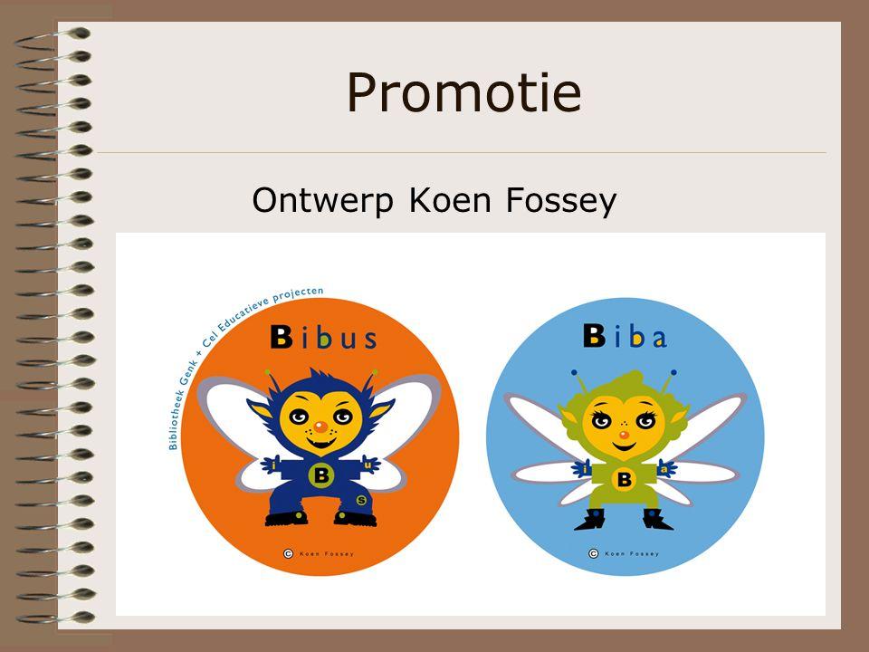 Promotie Ontwerp Koen Fossey