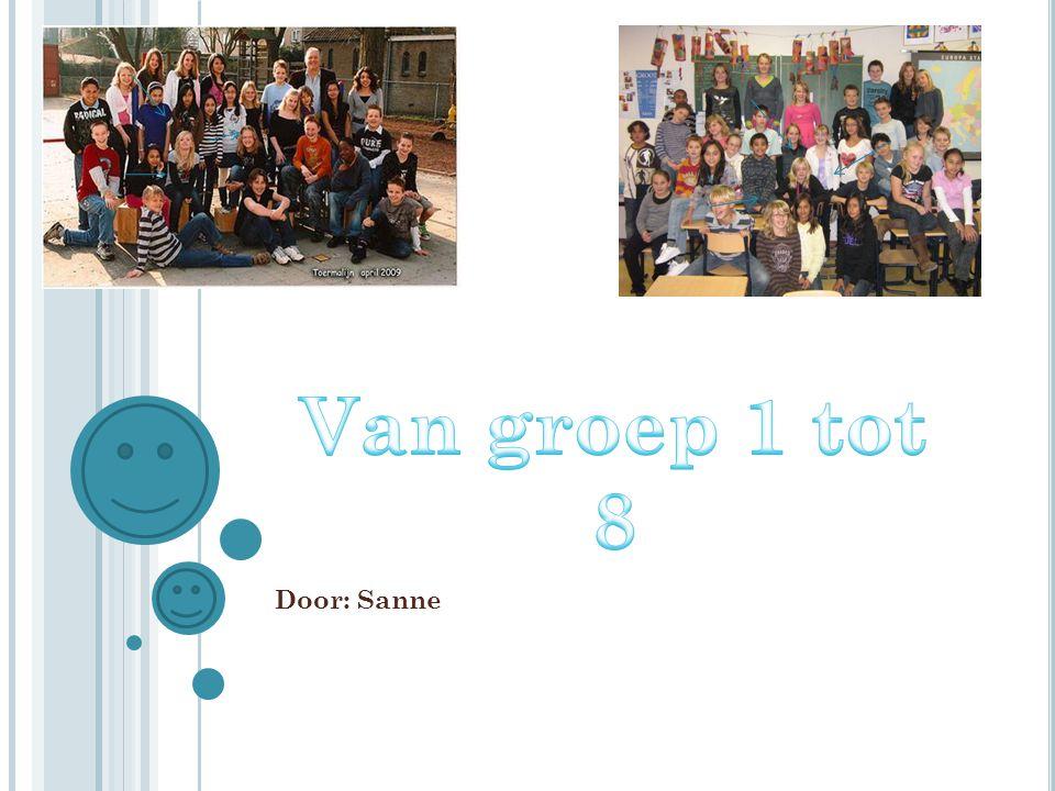 Peurterspeelzaal Groep 1 Groep 2 Groep 3 Groep 4 Groep 5 Groep 6 Groep 7 Groep 8 Over mij In de toekomst Mijn beste vrienden