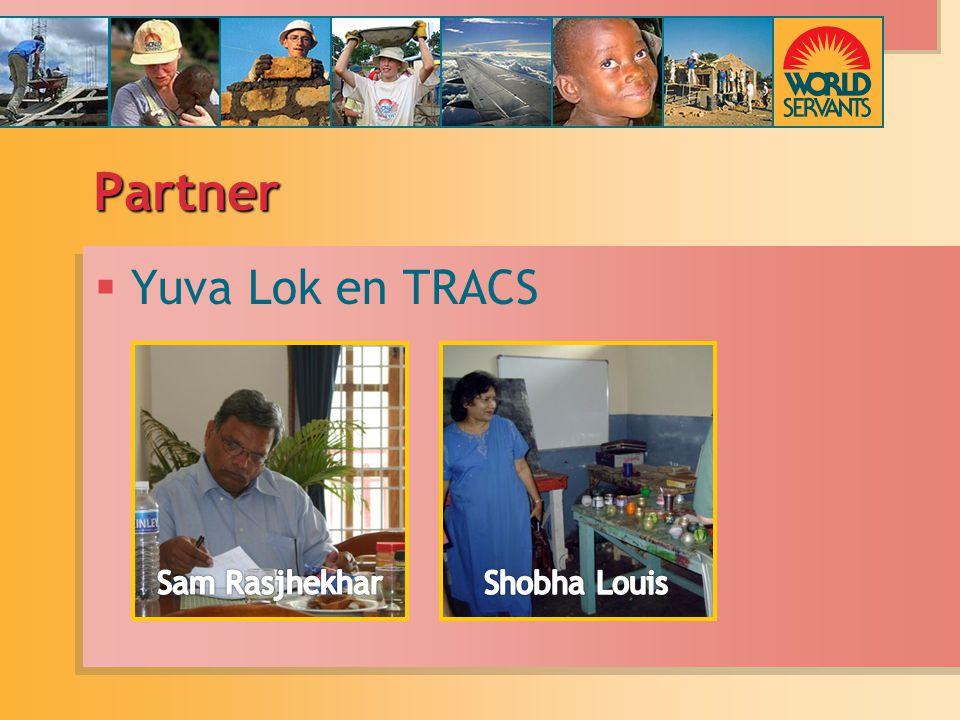 Partner  Yuva Lok en TRACS
