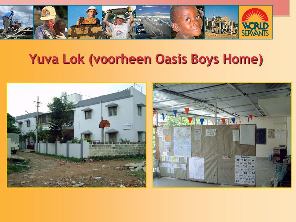 Yuva Lok (voorheen Oasis Boys Home)