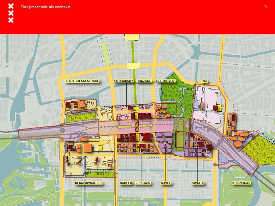 Tijdelijkheid/ Flexibiliteit  Ruimte bieden aan tijdelijke initiatieven zoals  PINC  9 nieuwe units bij station Zuid  Kiosken Titel presentatie als voettekst4