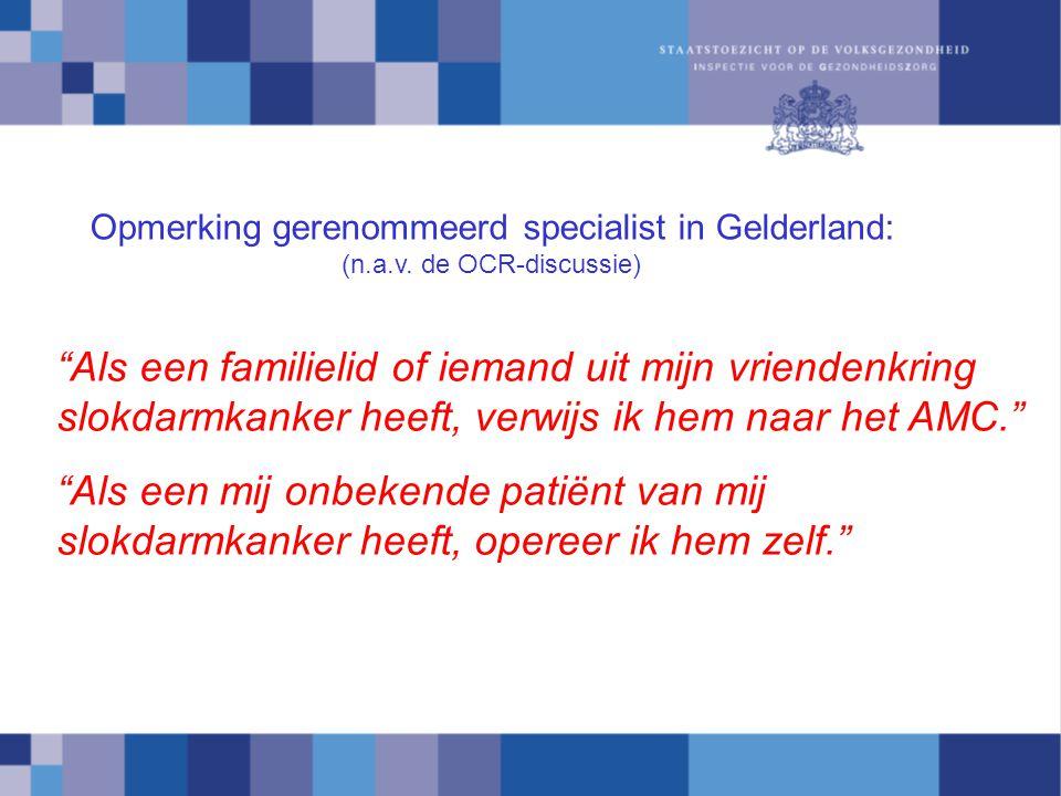 Ten slotte: ter overweging Scheiding eerste opvang, diagnostiek en behandeling Eerste opvang: selecteren van het goede zorgaanbod.