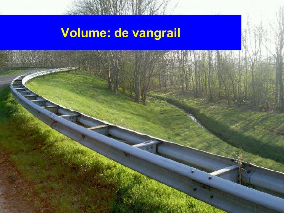 Volume: de vangrail