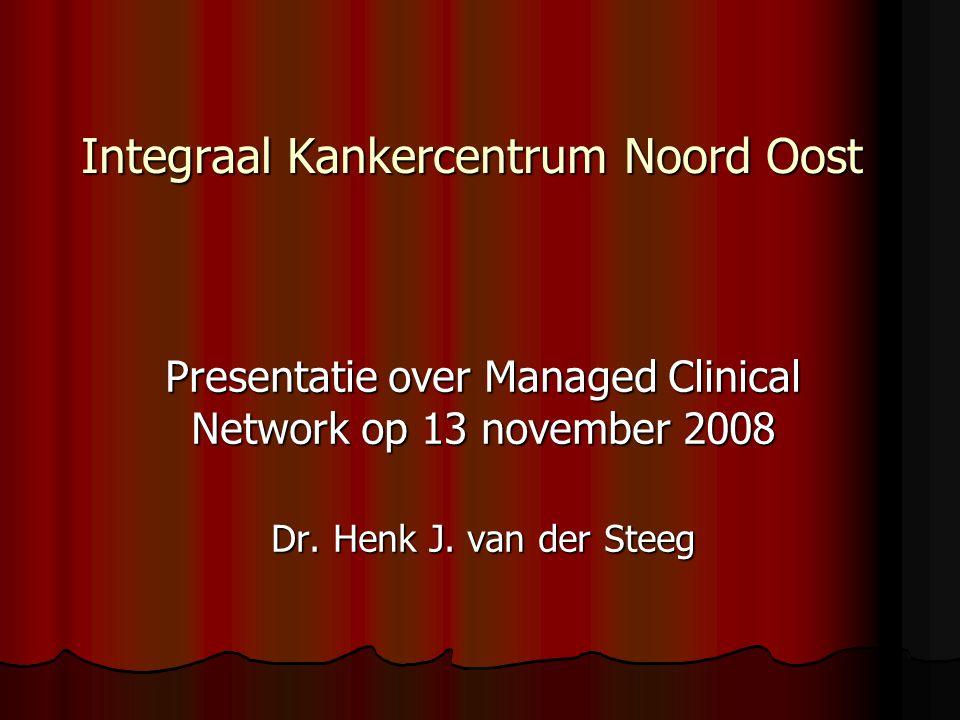 2 Wat willen het IKNO en de oncologisch chirurgen.
