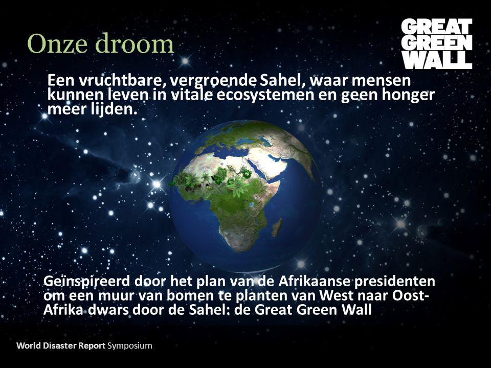 World Disaster Report Symposium
