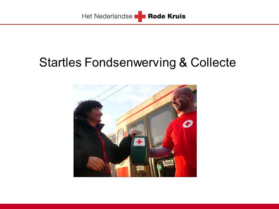 & Startles Fondsenwerving & Collecte