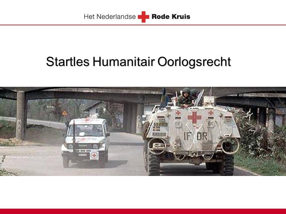 Startles Humanitair Oorlogsrecht