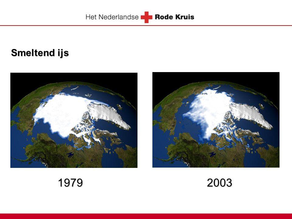 Smeltend ijs 19792003