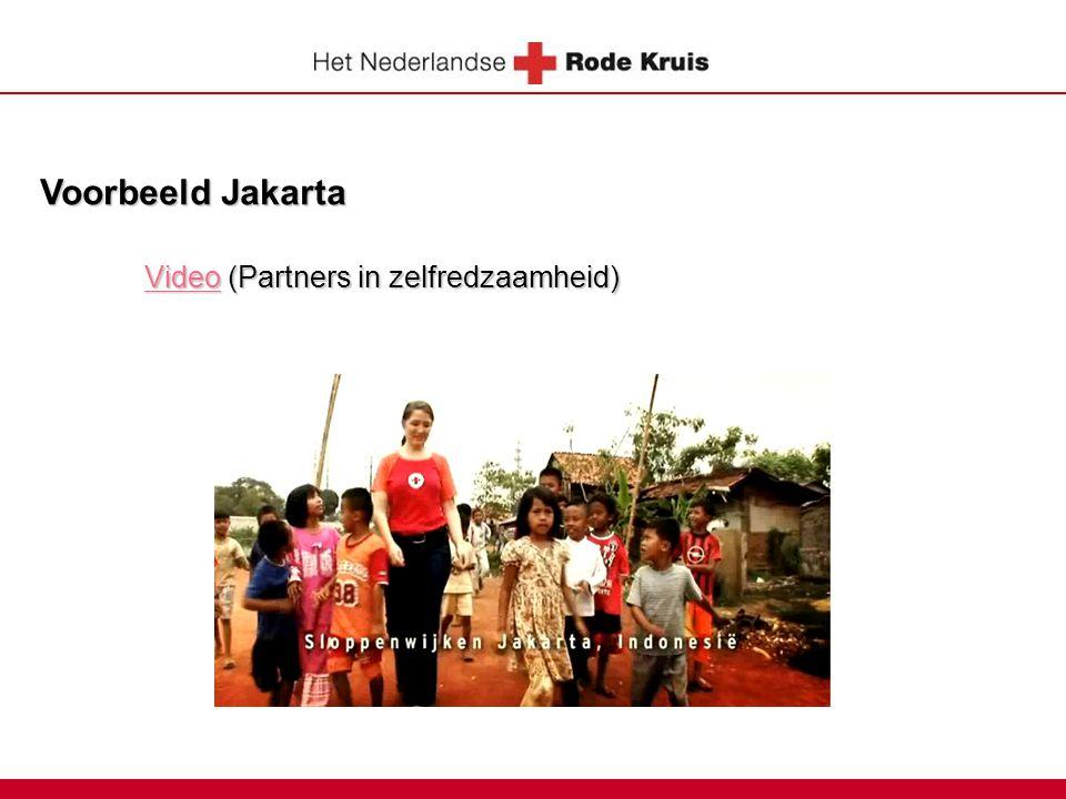 Voorbeeld Jakarta VideoVideo (Partners in zelfredzaamheid) Video