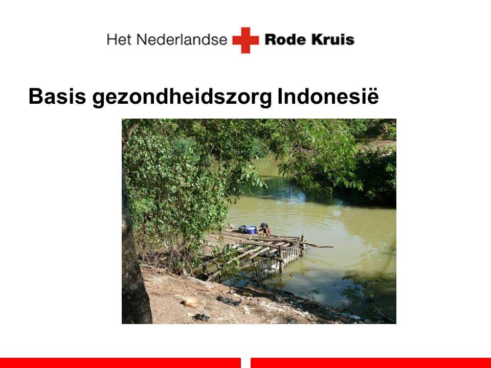 Basis gezondheidszorg Indonesië