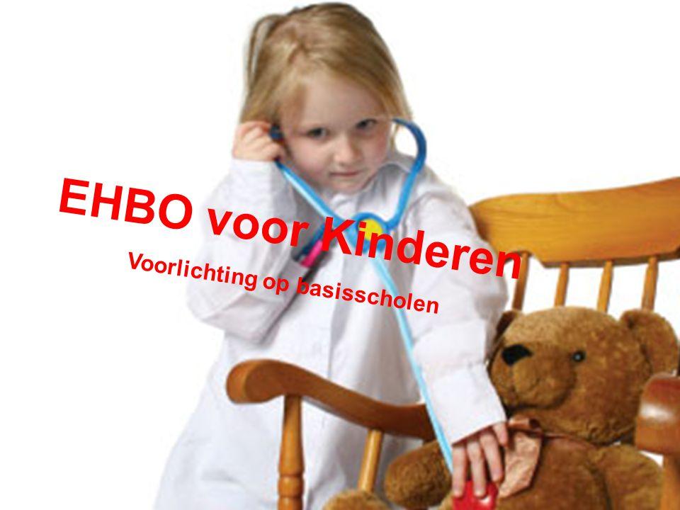EHBO voor Kinderen Voorlichting op basisscholen