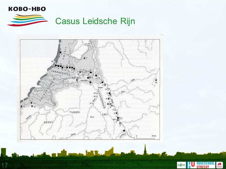 17 Casus Leidsche Rijn