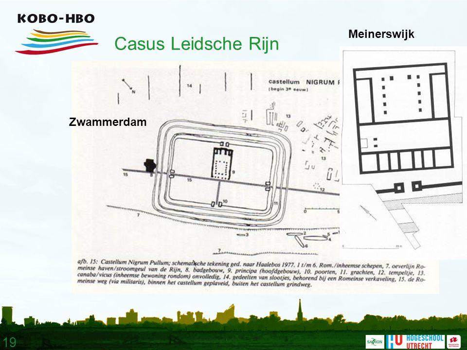 19 Casus Leidsche Rijn Zwammerdam Meinerswijk