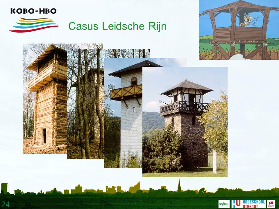 24 Casus Leidsche Rijn