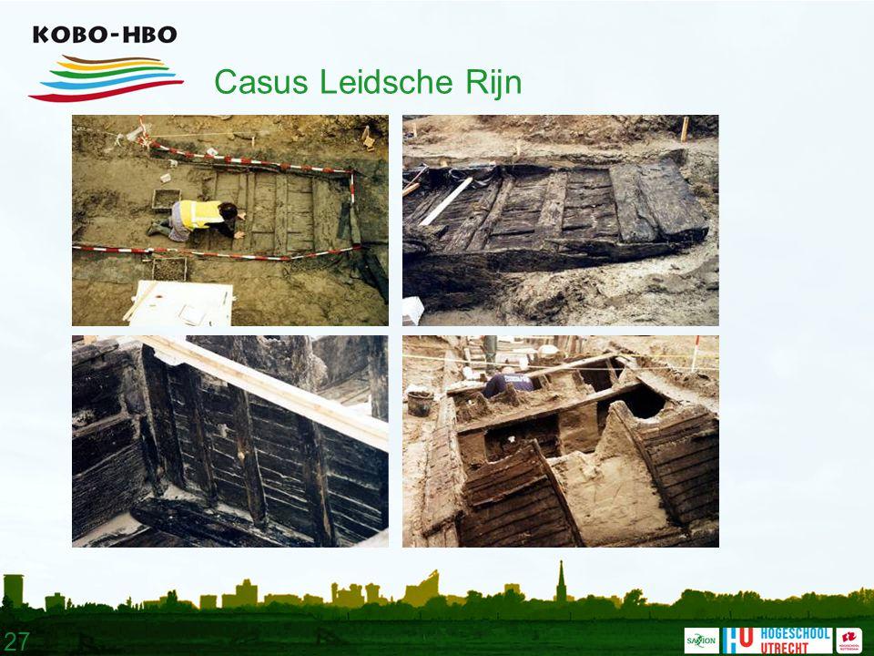 27 Casus Leidsche Rijn