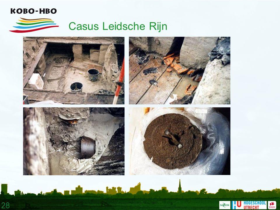 28 Casus Leidsche Rijn