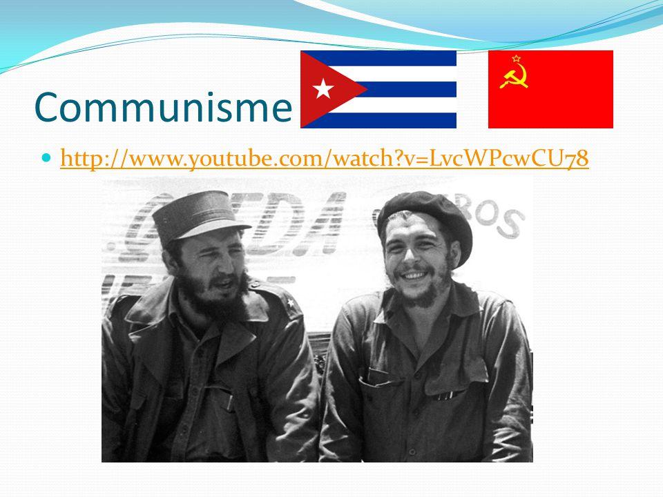 Communisme http://www.youtube.com/watch?v=LvcWPcwCU78