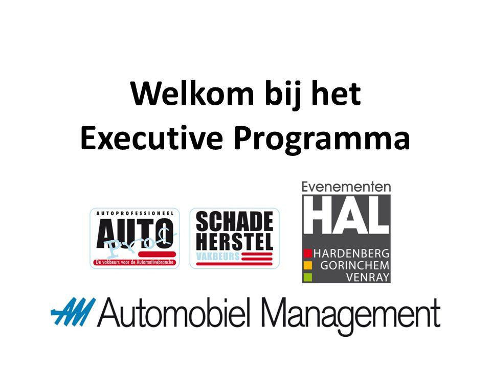 Welkom bij het Executive Programma