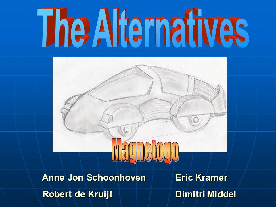 Wie zijn The Alternatives'' .
