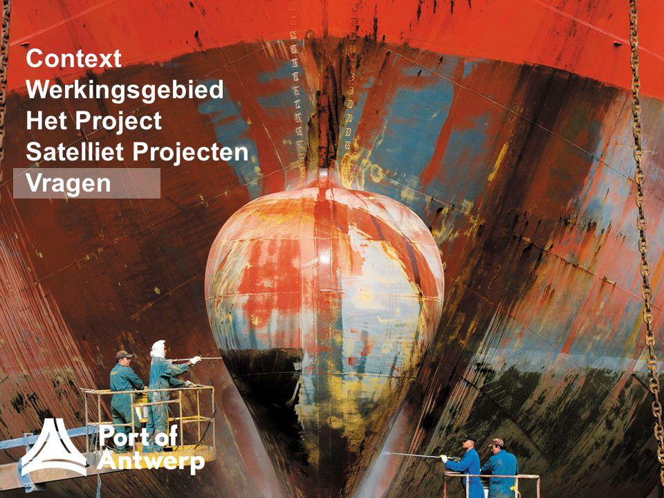 Context Werkingsgebied Het Project Satelliet Projecten Vragen
