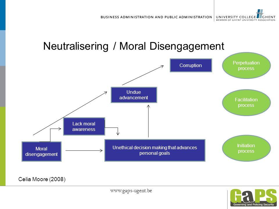 3 stellingen als besluit Preventie betekent: werken aan het individu maar ook kijken waar de zwakheden zitten in de organisatie: bv.