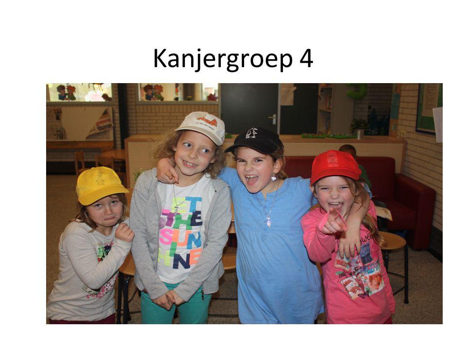 Kanjergroep 4