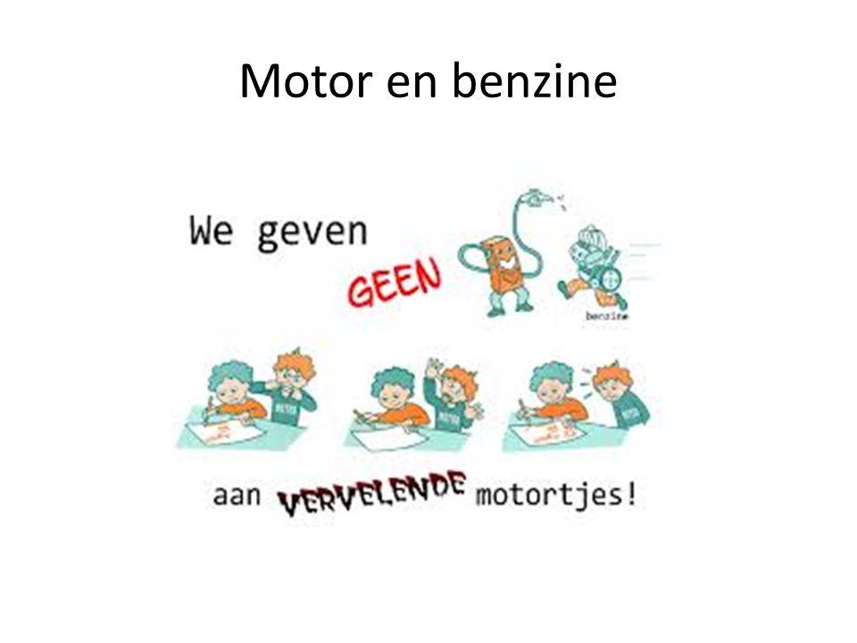 Motor en benzine