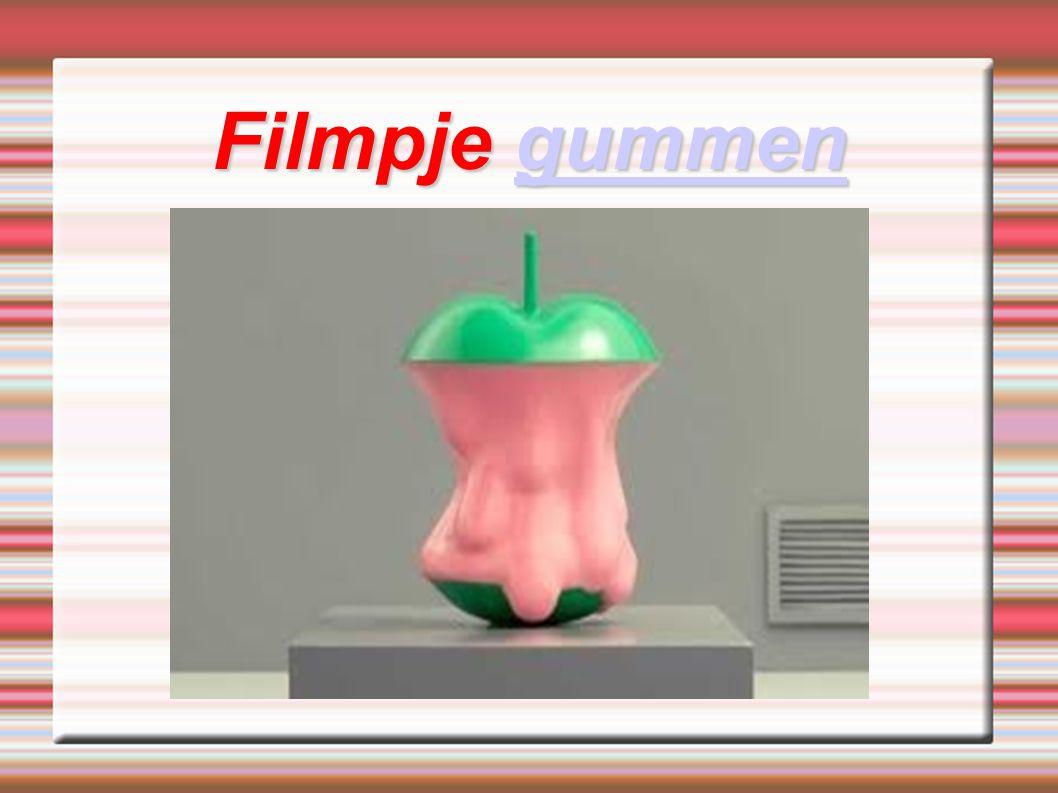 Filmpje gummen gummen