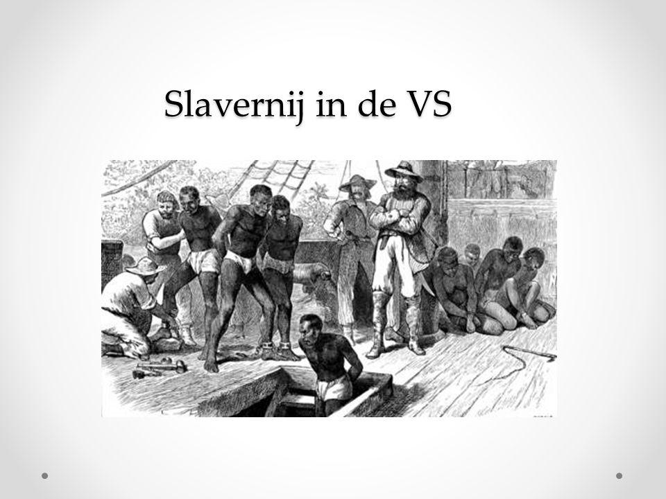 Slavernij in de VS